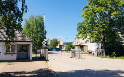 Firma Gimborn in Kelheim