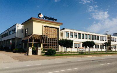 Firma Heidrive in Kelheim