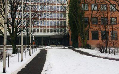 Berufsschule B1 in Nürnberg