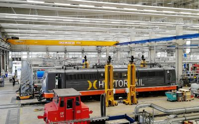 Deutsche Bahn Instandhaltung Nürnberg
