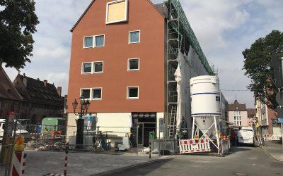 Bürogebäude ESW in Nürnberg
