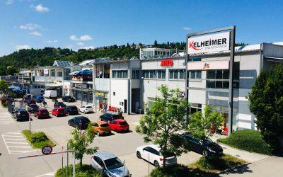 Einkaufszentrum in Kelheim