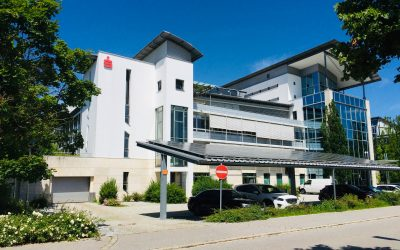 Sparkassen-Geschäftsstelle in Kelheim