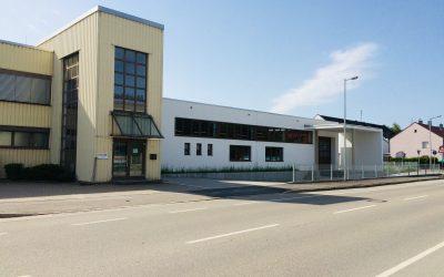 Firma Pasotec in Kelheim