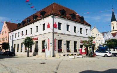 Sparkassen-Filiale in Kelheim