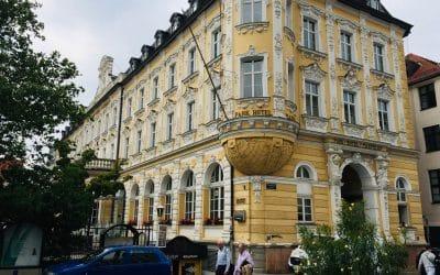 Parkhotel Maximilian in Regensburg