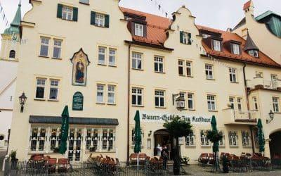 Gasthof Zum Kuchlbauer in Abensberg