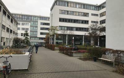 Bürogebäude Innovum in Nürnberg