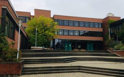 Gymnasium in Mainburg