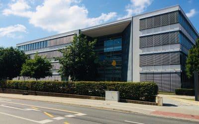 Bürogebäude in Erlangen