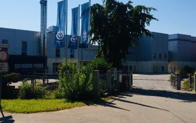 Brauerei Schneider Weisse in Kelheim